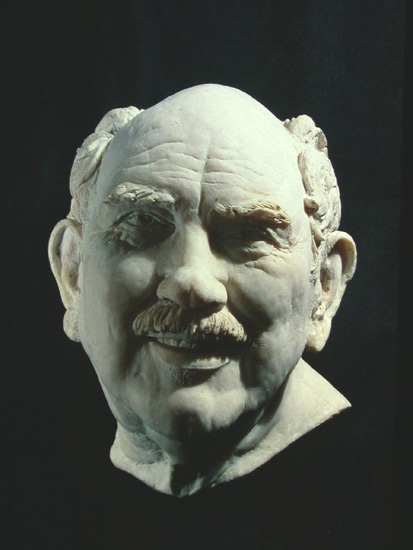 - Margrave - Bust by Barry Johnston